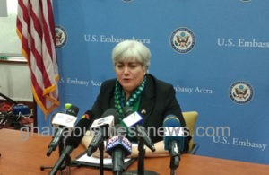 It's our collective duty to end racism in our generation – US Ambassador to Ghana