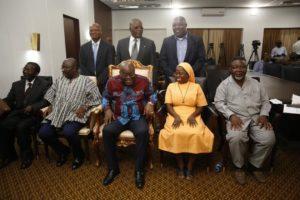 President inaugurates Fiscal Advisory Council