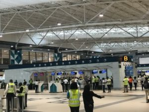 Authority sets up taskforce to look into extortion allegations at Ghana international airport