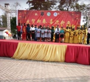 Chinese Spring Festival celebrated in Ghana