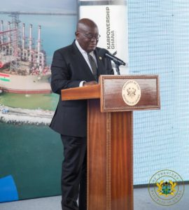 President commissions gas usage for Karpowership
