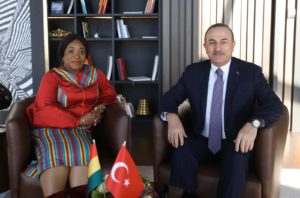 Ghana, Turkey sign MoU on diplomatic archives