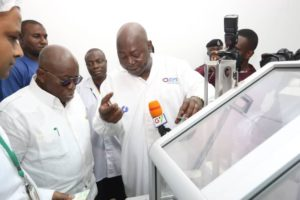 National ID data should not be compromised – Akufo-Addo