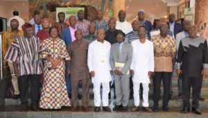 Regional ministers, coordinating directors sign 2020 performance contract