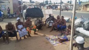 Aflao Traditional Council consults deities over COVID-19