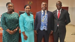 Institute of Public Relations inducts new Executive