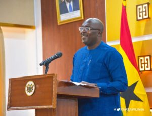 Ghana government spends GH¢21b to clean up financial sector – Bawumia
