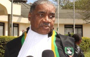 African Court former president dies