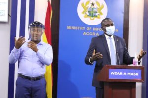 Stranded Ghanaians abroad to be returned home in phases – Minister