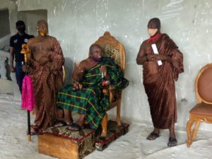 Population of Aflao is unknown to many – Torgbui Fiti