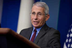 Dr. Fauci warns of new, more 'virulent' COVID-19 strain from UK