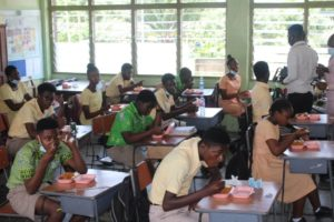 Ministry says government releases over GH¢316m for SHS feeding