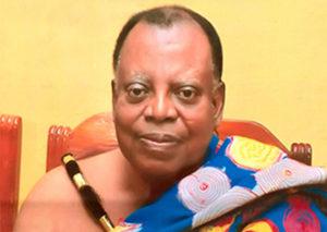 Nana Dr S. K. B. Asante unhappy with attacks on Peace Council