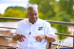 NDC will settle aggrieved customers of Menzgold – Mahama