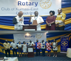Rotary Club of Kumasi-East says spends GH¢700,000.00 on projects