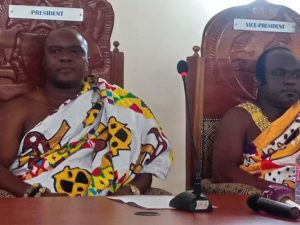 Odeefo Amoakwa Buadu elected new President of Central Region House of chiefs