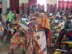 Ogyeahoho Gyebi elected Western North Region house of chiefs President