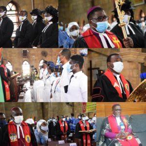 Don't adopt inappropriate ways to take monies from congregants – Presiding Bishop