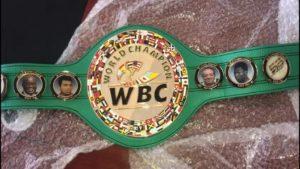 WBC gives DK Poison new belt