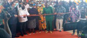 Akufo-Addo commissions 160-bed Twifo Atti-Morkwa District Hospital