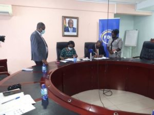 FDA and Cuba sign MoU for mutual capacity building