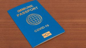 EU divided on COVID-19 vaccine passports, border closures