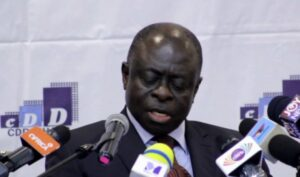 Winner takes all: Gyimah-Boadi calls for restructuring of 1992 Constitution