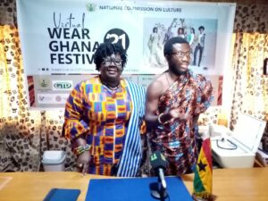 National Commission on Culture launches 2021 Wear Ghana festival