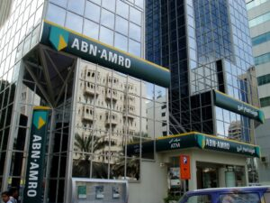 Money-laundering probe at ABN Amro prompts Danish bank head to resign
