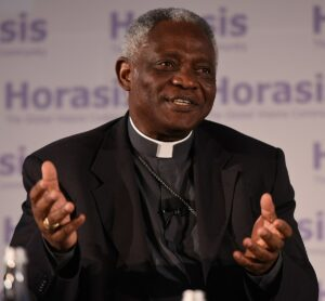 Christ's resurrection can revive collapsed economies – Cardinal Turkson