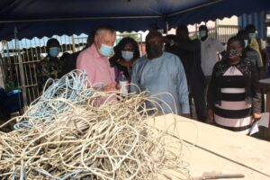 Scrap dealers urged to take waste batteries to e-waste collectors
