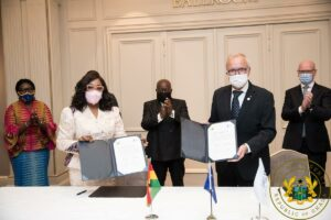 Ghana secures €170m from EIB for new national bank