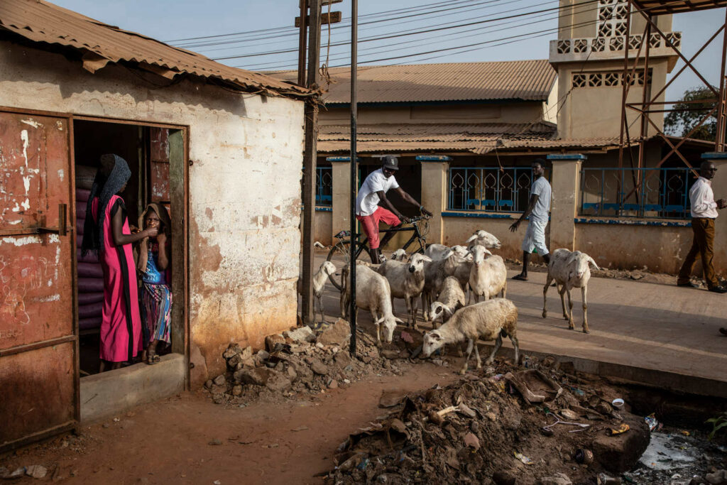 The Gambia: In need of clean water