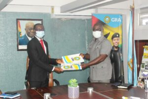 GRA and Gaming Commission sign MoU to improve revenue collection