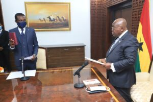 Fight corruption independently and impartially – President to new Special Prosecutor