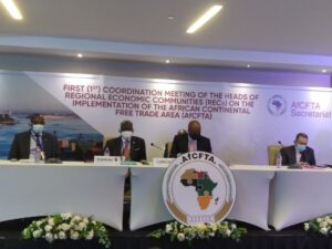 Africa needs effective functioning of RECs to achieve desired outcomes of AfCFTA