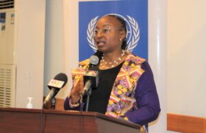 UNDP Rep calls for accessible and affordable insurance for all