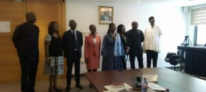 Communications Minister inaugurates nine-member NITA Board