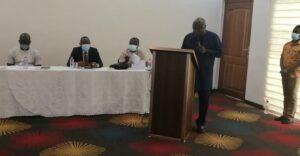 Ghana holds Pre-COP26 meeting