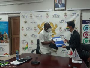 Ghana, Japan sign two grants agreements worth $36.50m