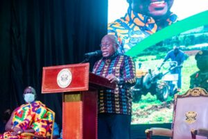 Government will promote responsible small-scale mining – Akufo-Addo