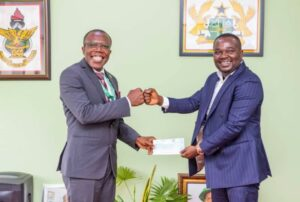KNUST alumnus donates GH¢1m to support development projects