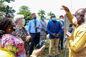 EPA, US Embassy inaugurate three Air Quality Monitoring stations in Accra