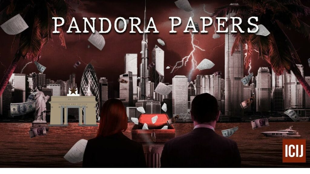 Pandora Papers: The Israelis making millions in Ghana from government contracts
