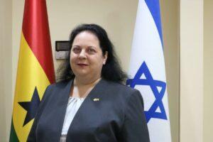 Shlomit Sufa is new Israeli Ambassador to Ghana, Liberia and Sierra Leone