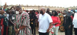We will do everything possible to ensure 2024 election is transparent, clean – Mahama