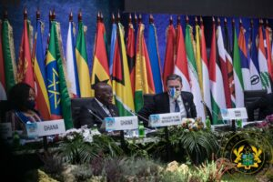 Let's do more for collective security, development and inter-dependence – Akufo-Addo