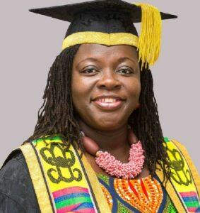 Prof. Nana Aba Appiah Amfo appointedVice-Chancellor of University of Ghana