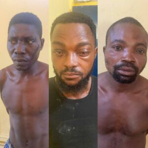 Police arrests three for alleged murder and attempted sale of body