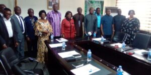 Fifteen-member governing body of Water Resources Commission inaugurated